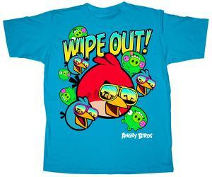Youth: Angry Birds - Wipe Out