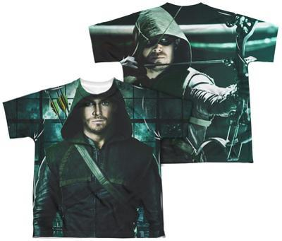 Youth: Arrow - Two Sides (Front - Back Print)