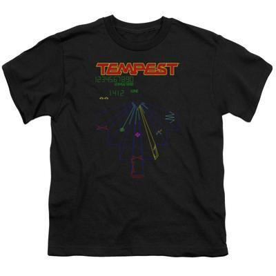 Youth: Atari: Tempest- Battle Screen
