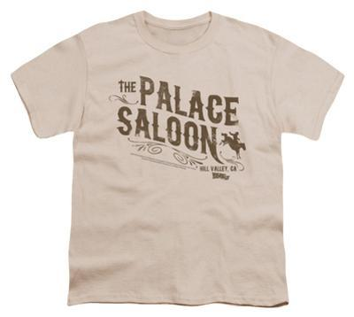 Youth: Back To The Future III - Palace Saloon