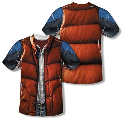 Youth: Back to the Future - Mcfly Vest