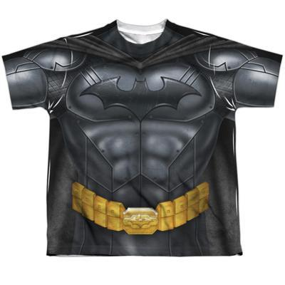 Youth: Batman- Body Armour Costume Tee