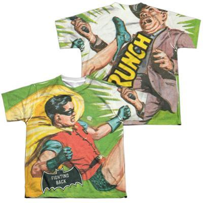 Youth: Batman Classic Tv- Fighting Back (Front/Back)