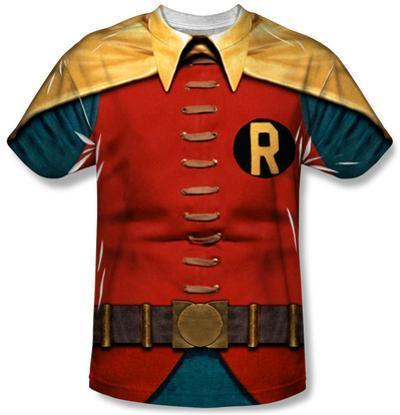 Youth: Batman Classic TV - Robin Costume