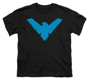Youth: Batman - Nightwing Symbol