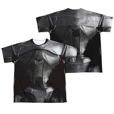 Youth: Battle Star Galactica- Centurion Costume Tee (Front/Back)