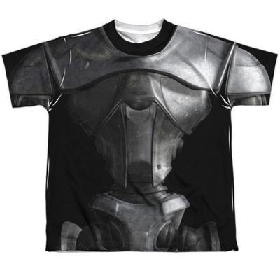 Youth: Battle Star Galactica- Centurion Costume Tee