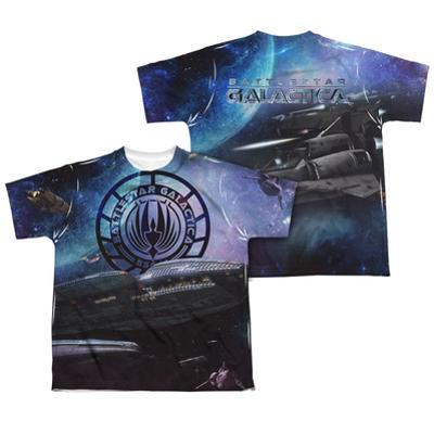 Youth: Battle Star Galactica- Desperate Odessy (Front/Back)
