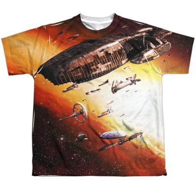 Youth: Battle Star Galactica- Ragtag Fleet