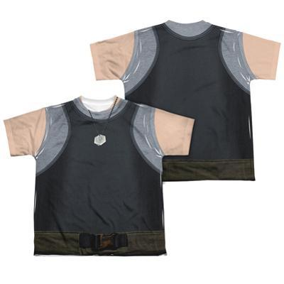 Youth: Battle Star Galactica- Tank Top Costume Tee (Front/Back)