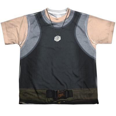 Youth: Battle Star Galactica- Tank Top Costume Tee