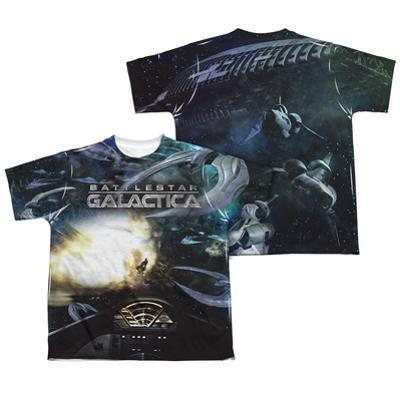 Youth: Battle Star Galactica- Viper Cockpit (Front/Back)