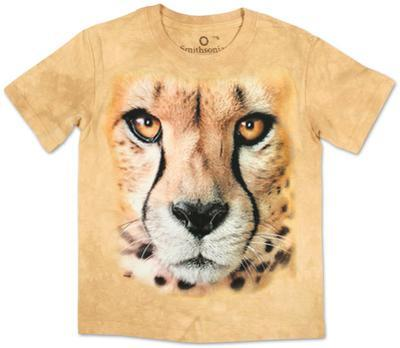 Youth: Big Face Cheetah Endanger Smithsonian Collection