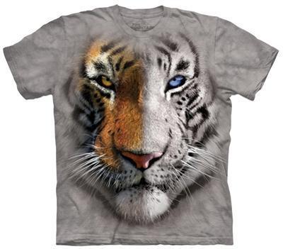 Youth: Big Face Split Tiger