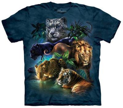 Youth: Big Jungle Cats
