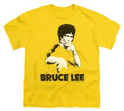 Youth: Bruce Lee - Yellow Splatter Suit