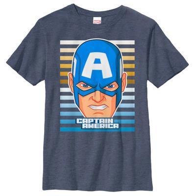 Youth: Captain America- Hero Face