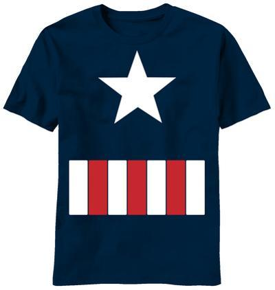 Youth: Captain America - The Great Star
