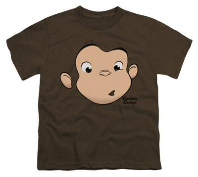 Youth: Curious George - George Face