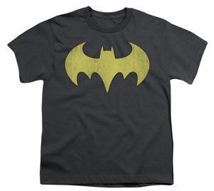 Youth: DC Comics - Batgirl - Logo Distressed