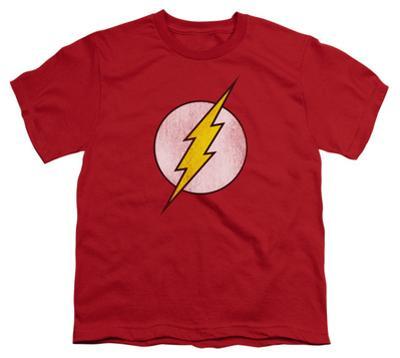 Youth: DC Comics - The Flash Logo - Distressed