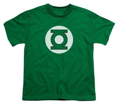 Youth: DC-Green Lantern Logo