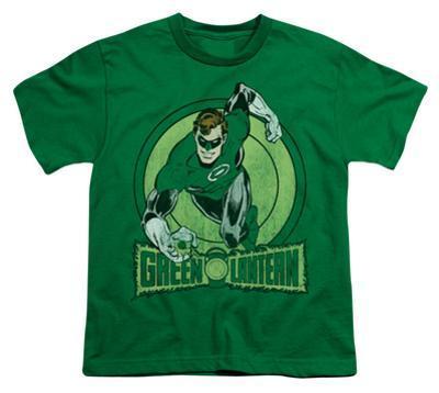 Youth: DC-Green Lantern