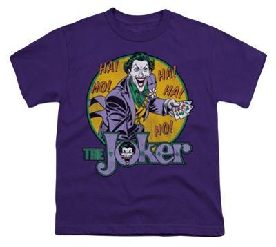 Youth: DC-The Joker