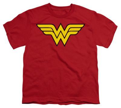 Youth: DC-Wonder Woman Logo