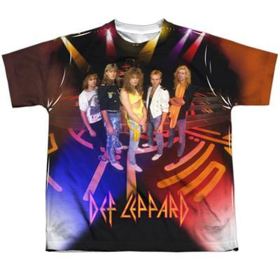 Youth: Def Leppard- On Stage