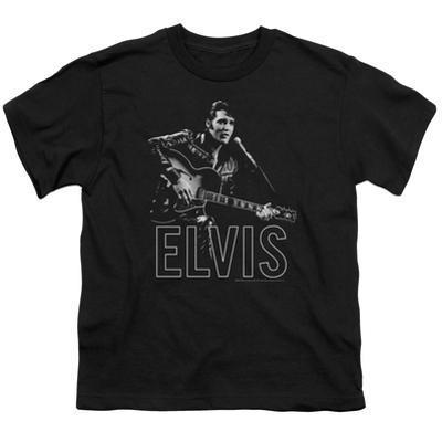 Youth: Elvis Presley - Guitar In Hand