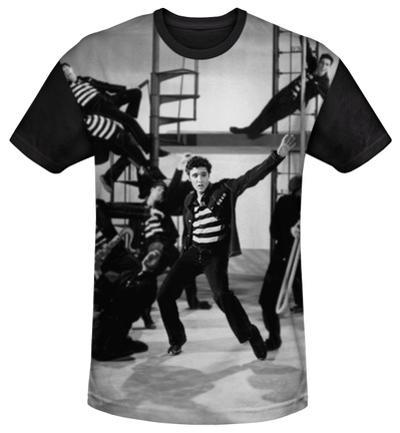Youth: Elvis Presley - Jubilant Felons(black back)