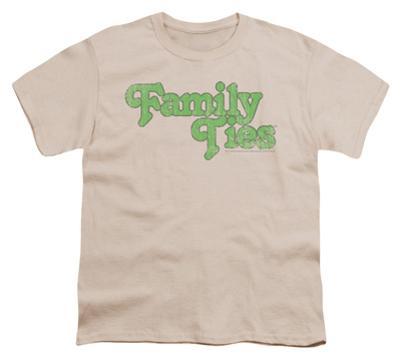 Youth: Family Ties - Family Ties Logo