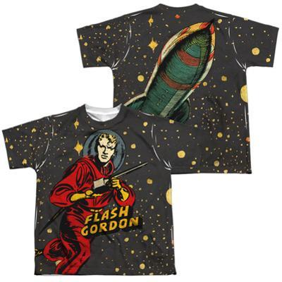 Youth: Flash Gordon- Blast Off (Front/Back)