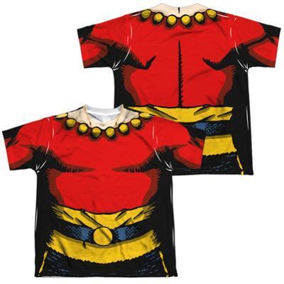 Youth: Flash Gordon- Flash Costume Tee (Front/Back)