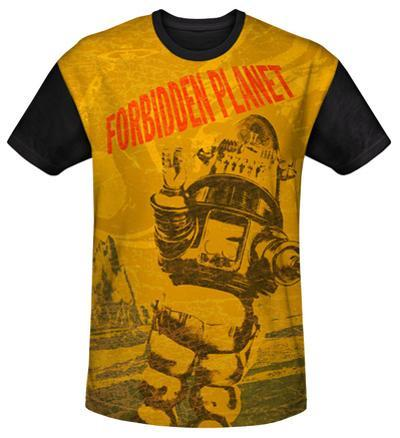 Youth: Forbidden Planet - Strang World(black back)
