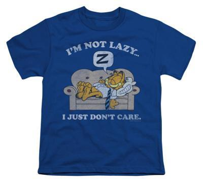 Youth: Garfield - Not Lazy