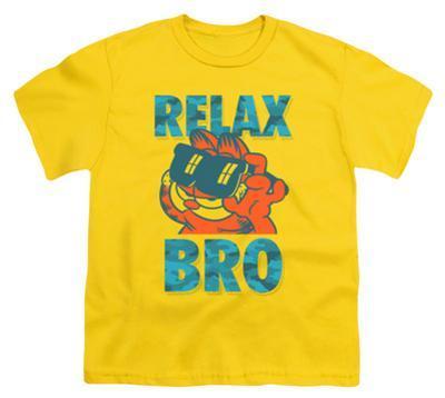 Youth: Garfield - Relax Bro