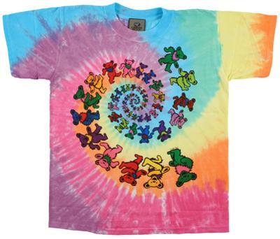 Youth: Grateful Dead- Spiral Bears
