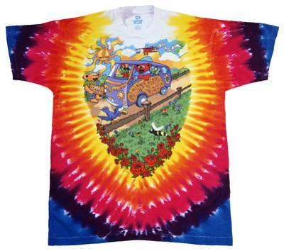 Youth: Grateful Dead - Summer Tour Bus