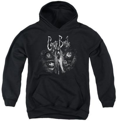 Youth Hoodie: Corpse Bride - Bride To Be