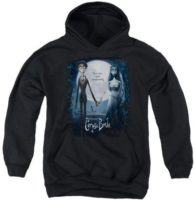 Youth Hoodie: Corpse Bride - Poster
