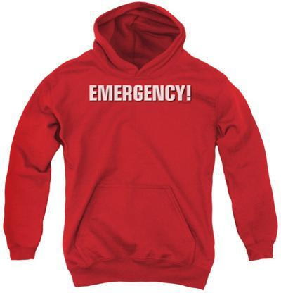 Youth Hoodie: Emergency - Logo