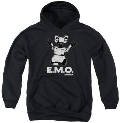 Youth Hoodie: Eureka - Emo