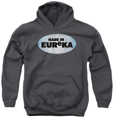 Youth Hoodie: Eureka - Made In Eureka