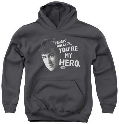 Youth Hoodie: Ferris Bueller - My Hero