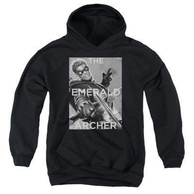 Youth Hoodie: Green Arrow- Trigger