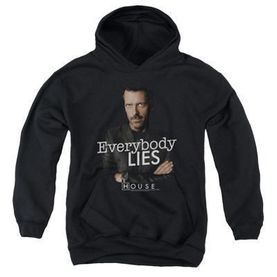 Youth Hoodie: House - Everybody Lies