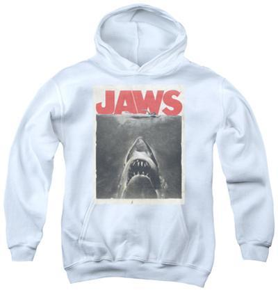 Youth Hoodie: Jaws - Classic Fear