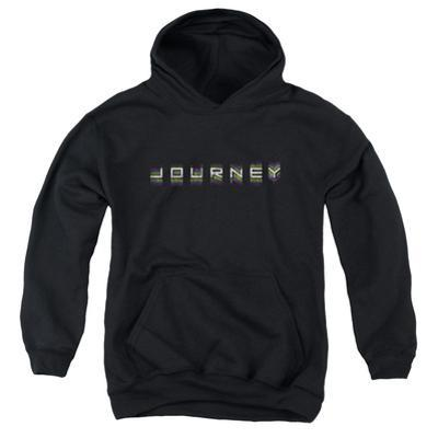 Youth Hoodie: Journey- Repeat Logo
